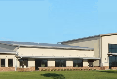 Harris County Community Center No. 6