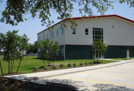 The Val Jahnke Fire Training Academy – Houston Fire Department