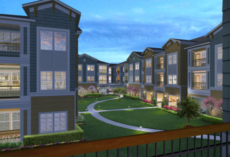 Wallisville Apartment Community